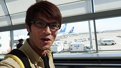 なんかさっきまで北海道いたって、嘘っぽいっすよね。あれ嘘かな。