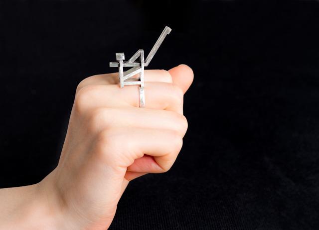 これが「キリング」。指輪のように最初から素材の選択肢が限られてるのって、ある意味楽なんだな、と今回気づいた。