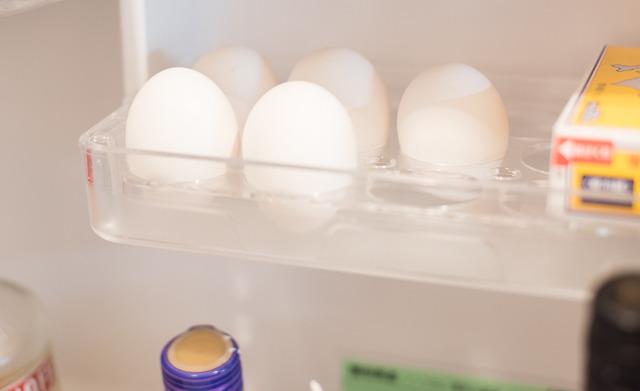 工作中、冷蔵庫のドアを開けて「あっ!」ってなった。