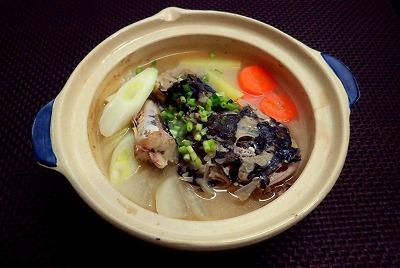 真の鍋こわしことトゲカジカの鍋。当然、見た目は他の二種と変わらないが…。