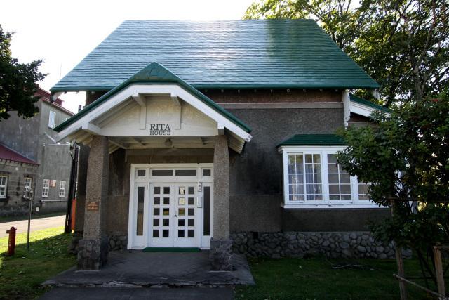 昭和6年(1931年)頃に建てられた、かつての研究室