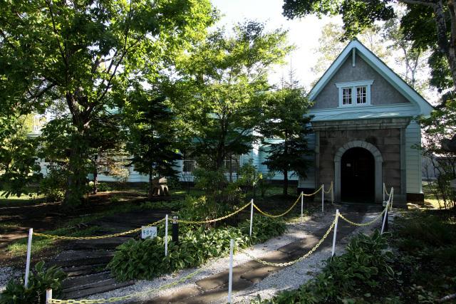 昭和10年(1935年)頃の旧竹鶴邸。創業者である竹鶴政孝の住居であった