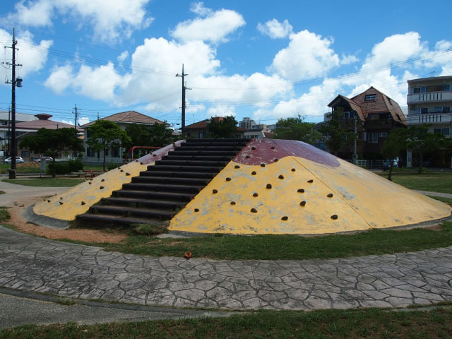 プリン公園の名物(写真提供:ウェブPAPER)