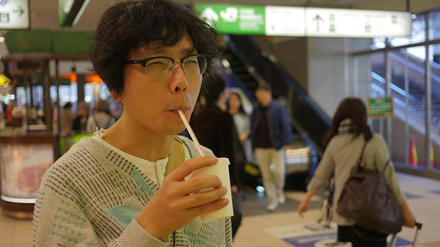 ズズズ。はい。今仙台を好きになりました