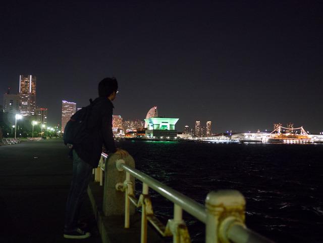 これか~夜景~
