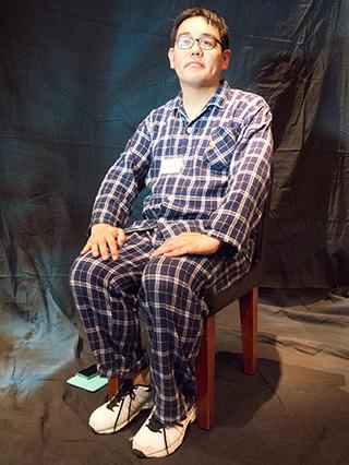 パジャマ男