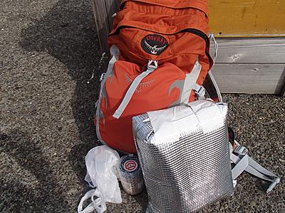 冷凍だと瓶詰は良くないと思い、マグロの酒盗は2本とも荷物に入る事になった。