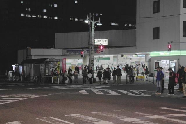 駿河台店はJR御茶ノ水駅の近くにある。