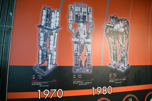世界初の二足歩行ロボットは日本人がつくった。早稲田大学の故・加藤一郎教授が開発した「WAP-1」だ