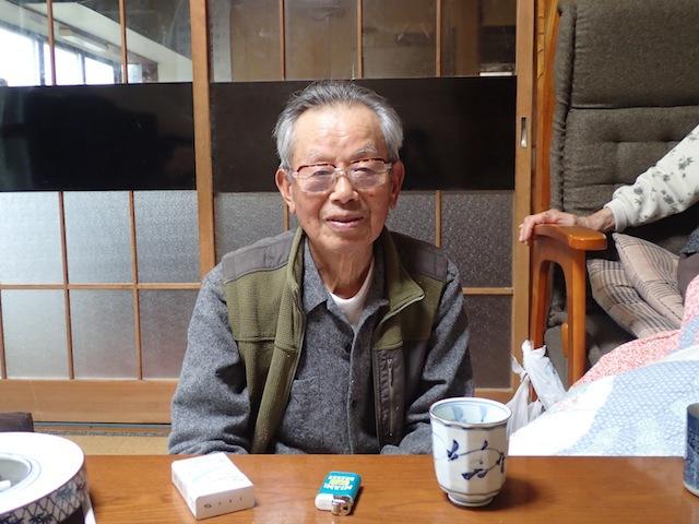 岩沢清さん。ここまで紹介した全てを作った人だ。