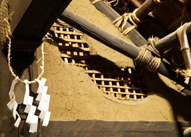 「泥壁」こんなイメージです。