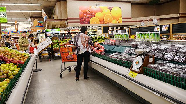 ホノルルのスーパー