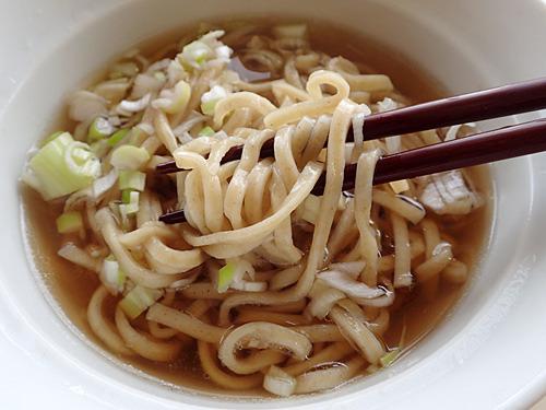 ほぼ佐渡島の食材で作った佐渡島再発見ラーメン。ラーメンというよりは中華そばかな。