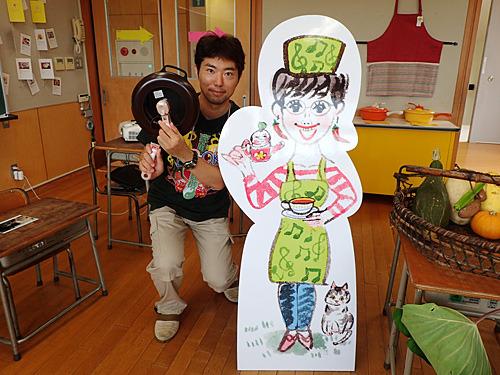 平野レミさんのトークライブが自由でおもしろかったです。