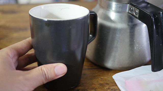 コーヒーが甘いという逆転現象がおきます。薬を飲んだあとも口がしばらく苦い。
