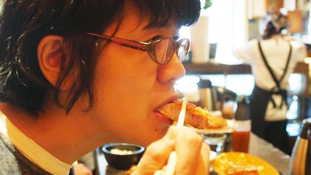 東京から4時間かけて…いよいよ食べるときが来た