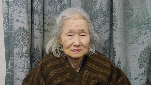 もうすぐ82才になるというおばあちゃん