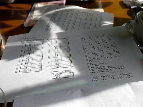 都道府県ごとの行った局数の累計や過去に行った局はすべてエクセルで管理。ダブらないようにしてる