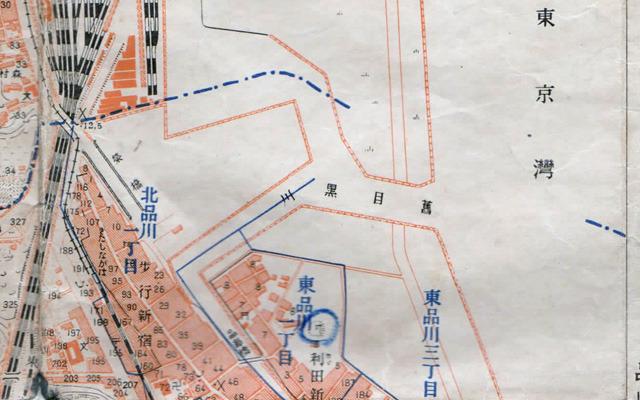 鐘のような形をした地図記号