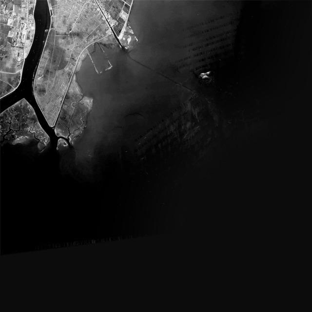 そしてこれが第1期埋立が始まる前年の1961年の様子! (国土地理院「地図・空中写真閲覧サービス</a>」より・整理番号・KT611YZ/コース番号・1/写真番号・152/撮影年月日・1961/03/24(昭36))