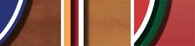 ちなみに、作った色の層はこちらである。どれがどこかな?