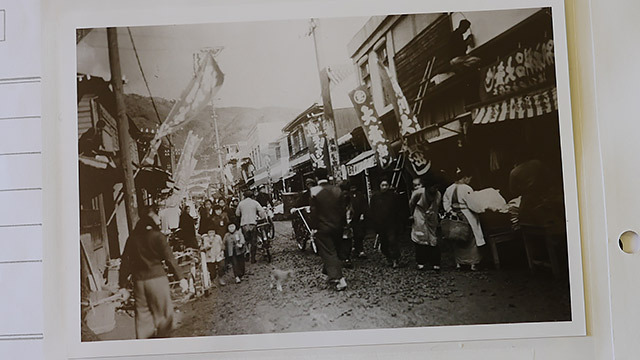 当時の街の様子