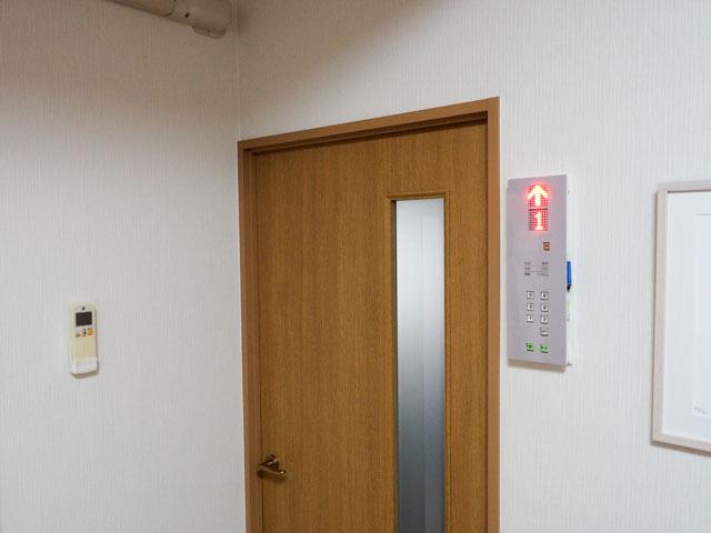 自宅の一角に操作パネルを設置