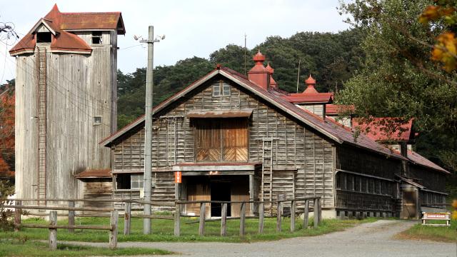 小岩井農場には100年前の空気が満ちていました
