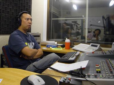 そしてラジオを作ってるオービチューンの岡田さんが今年もナレーションを送ってきてくれた。予告編っぽさの大半はこれのおかげです
