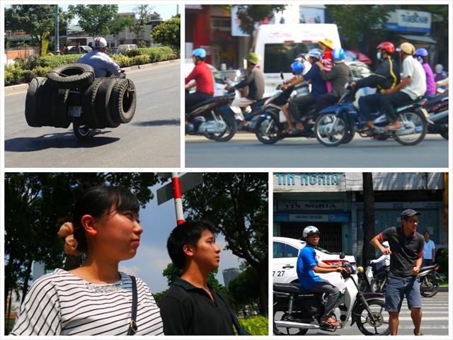 死なないで!ベトナムの道路の渡り方・七ヶ条