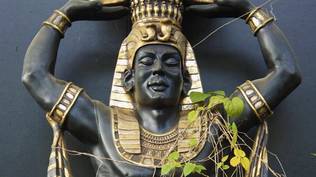 エジプトの人