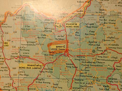 ママの出身はタイ東北部のイサーンと呼ばれるエリア。店名はここからきている。