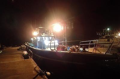 翌年、たまたま乗ったイカ釣り船で衝撃的な出会いが。