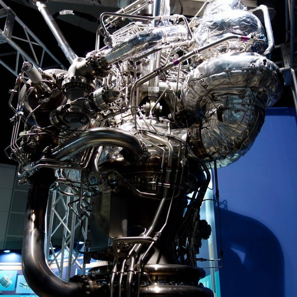 LE-7Aエンジン(あおぶす)