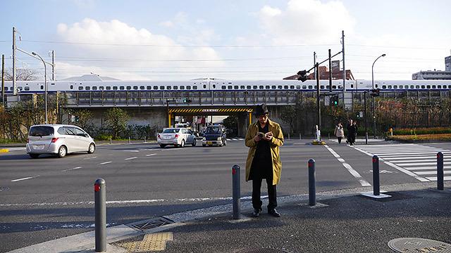 ということで、菅田の交差点にきました