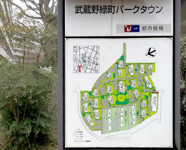 現地の案内図でも円弧が魅力的に描かれておる。