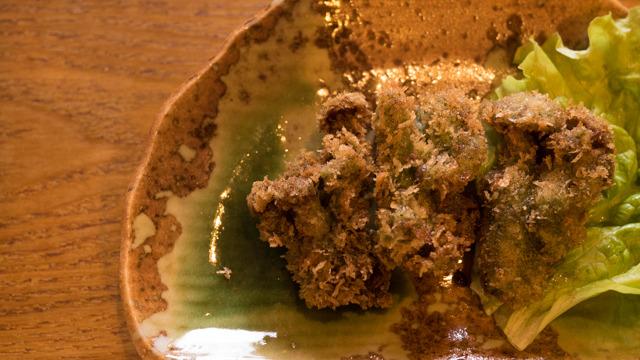 レシピサイトの叡智2。形がいびつで牡蠣っぽさある