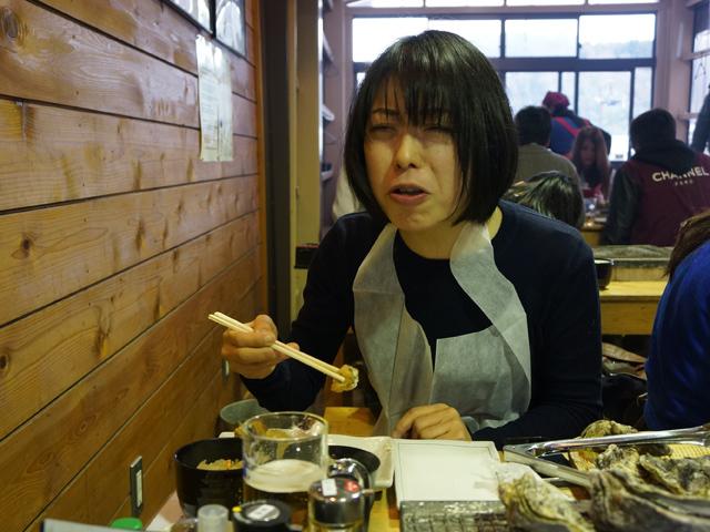 うんまー!古賀さんの会心の旨顔いただきました。