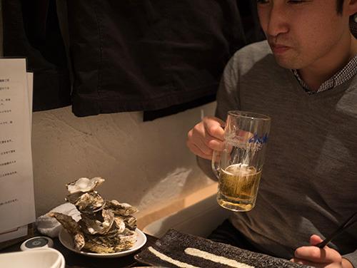 増田「もうカキのらないな…」