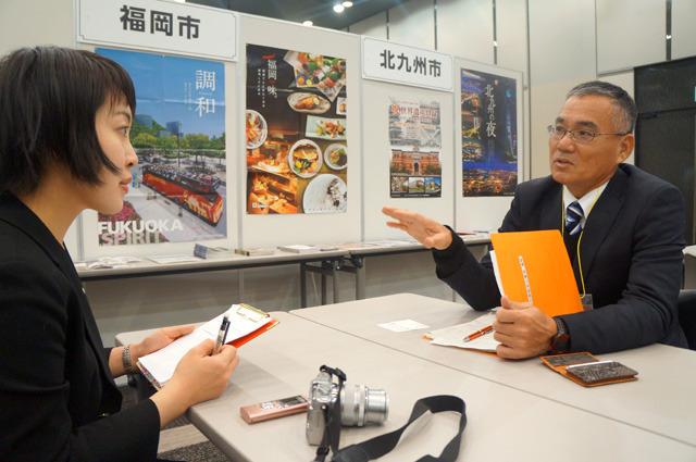 食の商談会は2010年から始まり、今回で7回目とのこと。