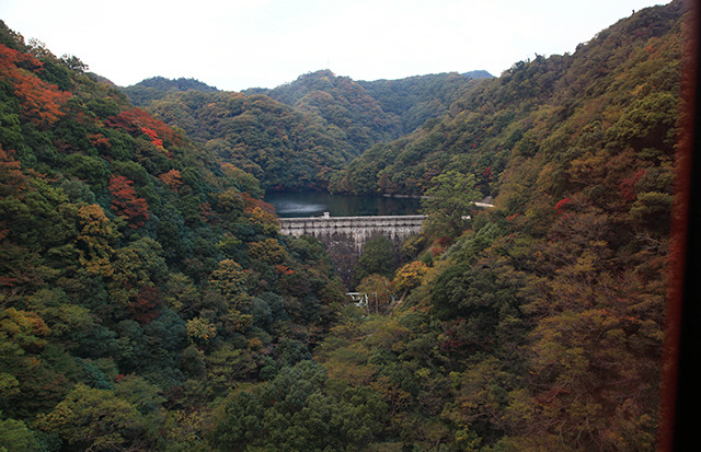 日本で最初のコンクリートダム