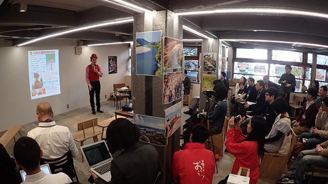 昨年末に東京で行われたトマトハッカソン。まさかトマトでハッカソン(開発イベント)とは。