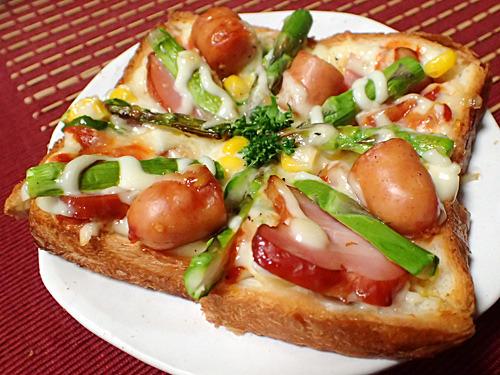 特に何も説明していない名前の「ジョイズスペシャル」だが、食べれば納得のジョイでスペシャルなピザだった!