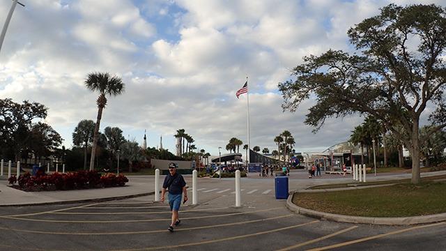 NASAのケネディ宇宙センターはフロリダにあります。