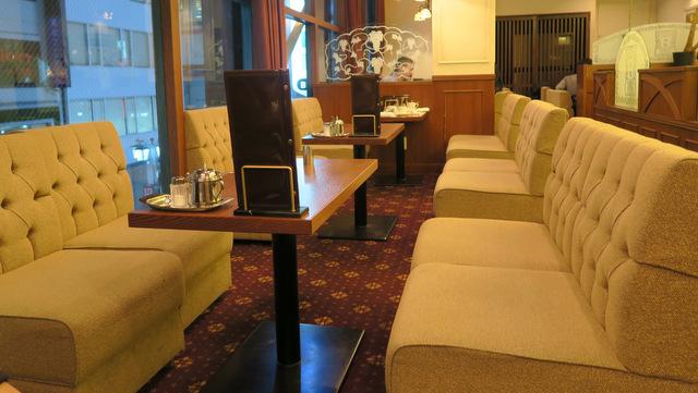 新宿駅東口「西武」という喫茶店