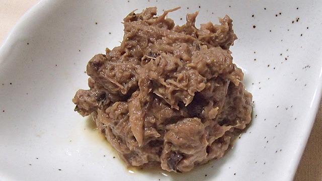 江戸時代の珍味「魚鳥味噌」。鳩を使った味噌を作りました。驚くうまさです。