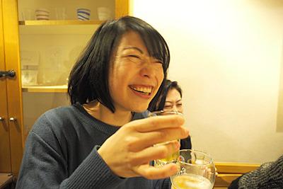 笑える酒はいい酒だ。