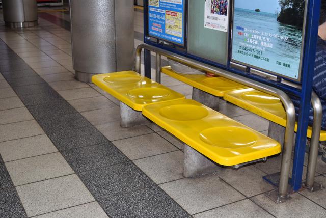横浜駅にもあった