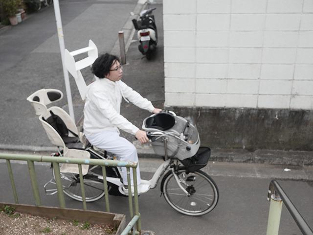 より空力を感じるために自転車に乗ってみたら…なんてこった、もう完全に車だ!