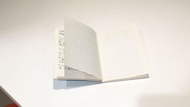 猛勉強が13ページ目でぱったりと終わる